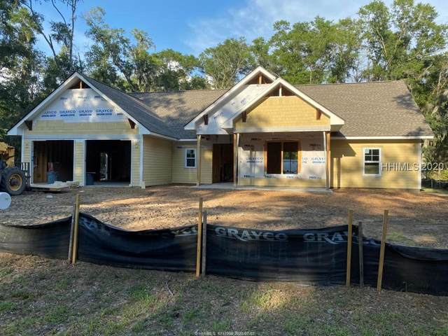 43 Fiddler Drive, Beaufort, SC 29907 (MLS #405181) :: The Alliance Group Realty