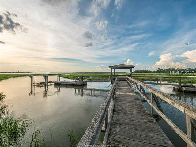 6 Salt Kettle Court, Saint Helena Island, SC 29920 (MLS #405205) :: Collins Group Realty