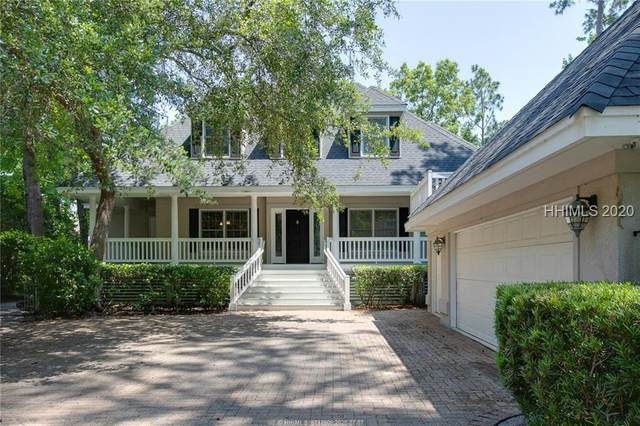 5 Berkshire Ct, Hilton Head Island, SC 29928 (MLS #405213) :: The Alliance Group Realty