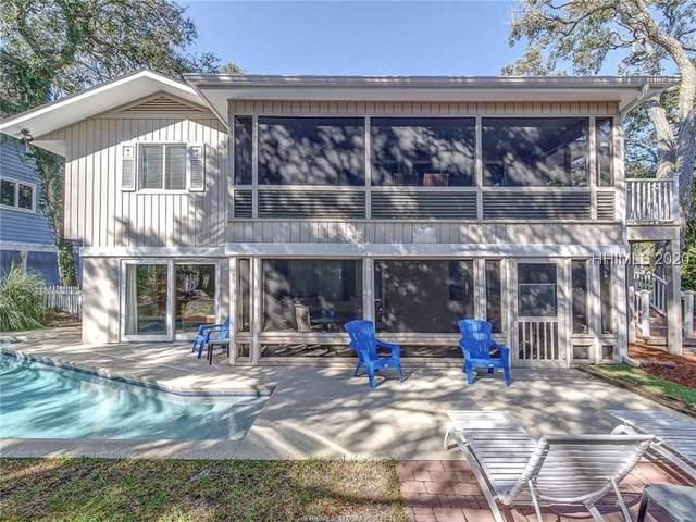 16 Ibis Street, Hilton Head Island, SC 29928 (MLS #405224) :: Southern Lifestyle Properties