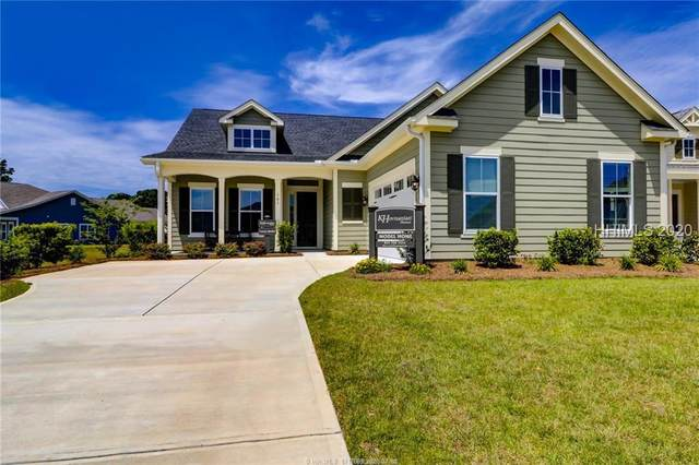 101 Sand Lapper Cove, Bluffton, SC 29910 (MLS #405239) :: The Alliance Group Realty