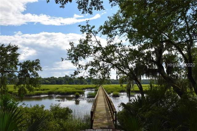 106 Barnaby Bluff, Seabrook, SC 29940 (MLS #405249) :: Southern Lifestyle Properties