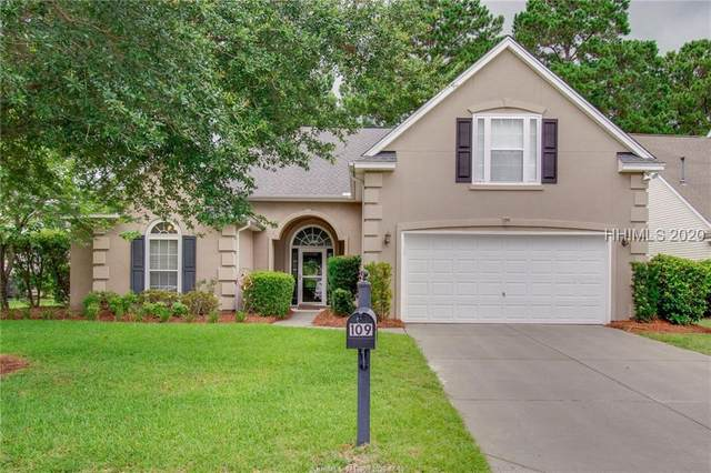109 Crestview Lane, Bluffton, SC 29910 (MLS #405257) :: Collins Group Realty