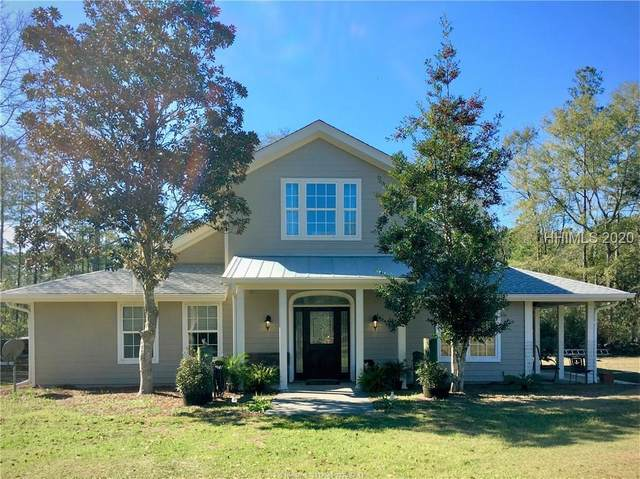 30 Pritchard Farm Lane, Bluffton, SC 29910 (MLS #405282) :: Collins Group Realty