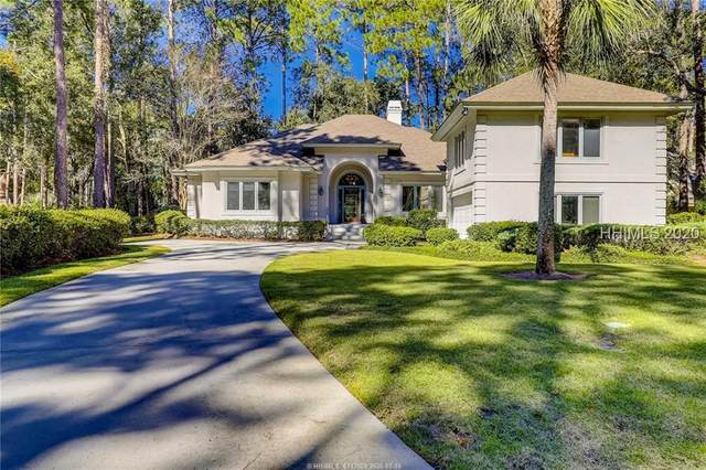 100 High Bluff Road, Hilton Head Island, SC 29926 (MLS #405296) :: Southern Lifestyle Properties