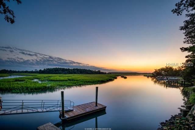 31 Peninsula Drive, Hilton Head Island, SC 29926 (MLS #405304) :: RE/MAX Island Realty