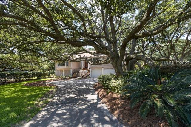 5 Steam Gun Place, Hilton Head Island, SC 29928 (MLS #405314) :: Hilton Head Dot Real Estate
