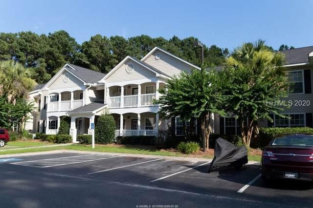 50 Pebble Beach Cove C117, Bluffton, SC 29910 (MLS #405317) :: Judy Flanagan