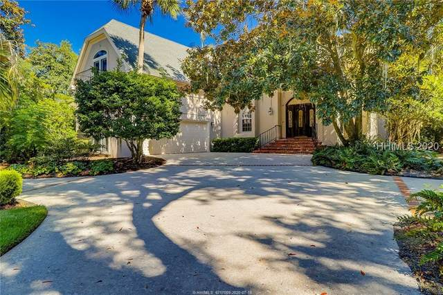 371 Long Cove Drive, Hilton Head Island, SC 29928 (MLS #405320) :: Hilton Head Dot Real Estate