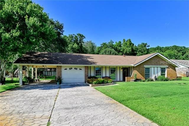 2213 Salem Drive E, Beaufort, SC 29902 (MLS #405324) :: Schembra Real Estate Group