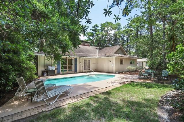 17 Old Military Road, Hilton Head Island, SC 29928 (MLS #405343) :: Schembra Real Estate Group