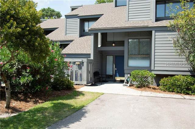 59 Carnoustie Road #278, Hilton Head Island, SC 29928 (MLS #405355) :: Hilton Head Dot Real Estate