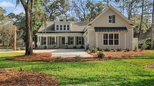 84 High Bluff Road, Hilton Head Island, SC 29926 (MLS #405356) :: Hilton Head Dot Real Estate