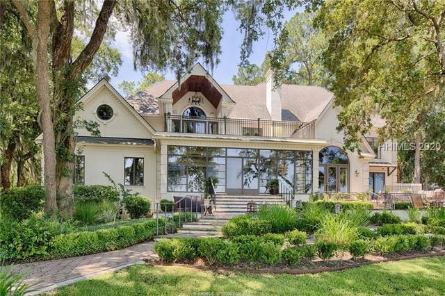 1 Oak Point Landing Road, Hilton Head Island, SC 29928 (MLS #405363) :: Hilton Head Dot Real Estate
