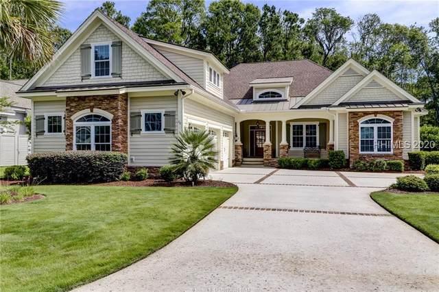 20 Driftwood Court W, Bluffton, SC 29910 (MLS #405366) :: Hilton Head Dot Real Estate