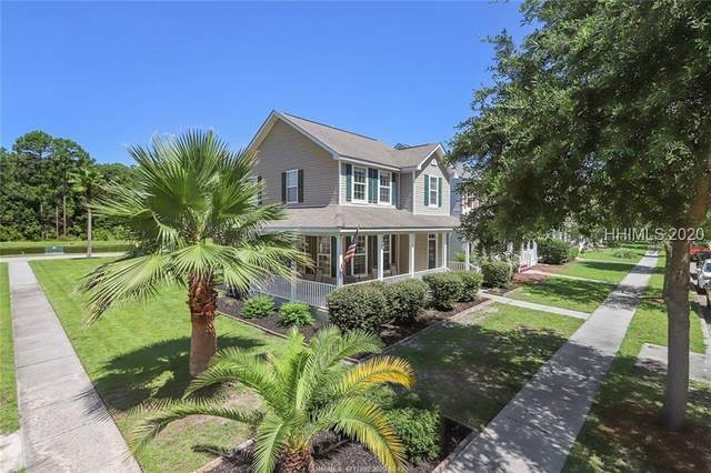 123 Pin Oak Street, Bluffton, SC 29910 (MLS #405367) :: Judy Flanagan