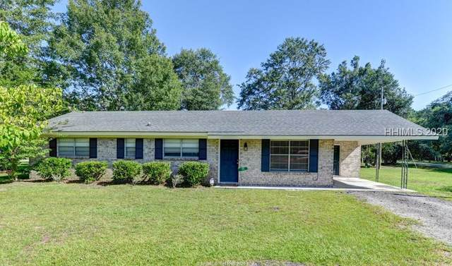155 Lakeview Drive, Ridgeland, SC 29936 (MLS #405370) :: Coastal Realty Group