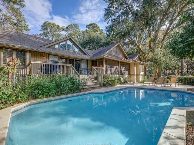6 Jessamine Place, Hilton Head Island, SC 29928 (MLS #405373) :: Schembra Real Estate Group