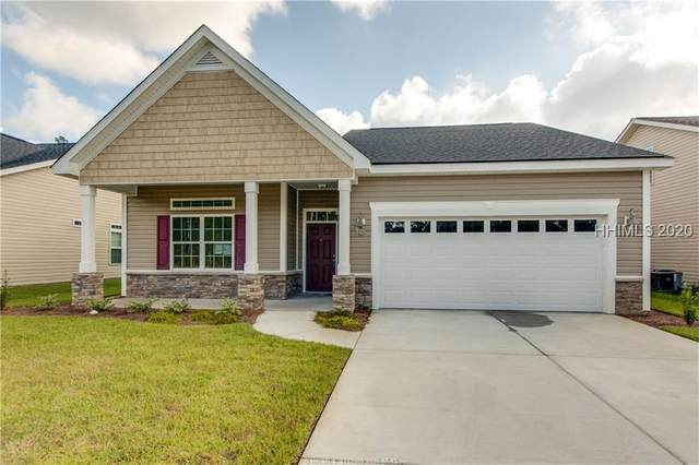327 Fort Sullivan Drive, Bluffton, SC 29910 (MLS #405396) :: The Alliance Group Realty