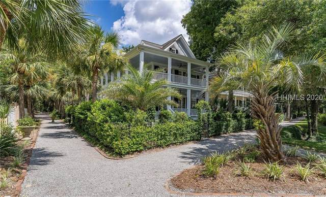 15 Waterside Drive, Beaufort, SC 29907 (MLS #405397) :: Collins Group Realty