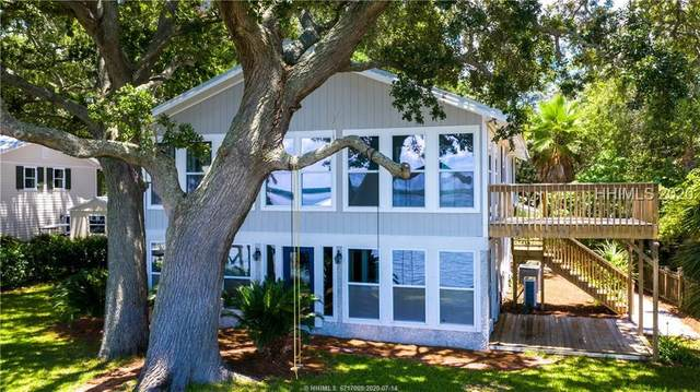 77 Bay Point Road, Saint Helena Island, SC 29920 (MLS #405410) :: Beth Drake REALTOR®