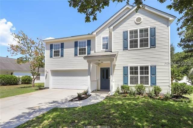 54 Pine Ridge Drive, Bluffton, SC 29910 (MLS #405420) :: The Alliance Group Realty
