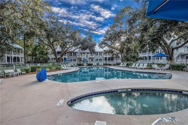 14 Wimbledon Court - #102-2 102-2, Hilton Head Island, SC 29928 (MLS #405424) :: Hilton Head Dot Real Estate
