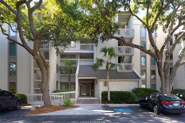 21 S Forest Beach Drive #106, Hilton Head Island, SC 29928 (MLS #405431) :: The Alliance Group Realty