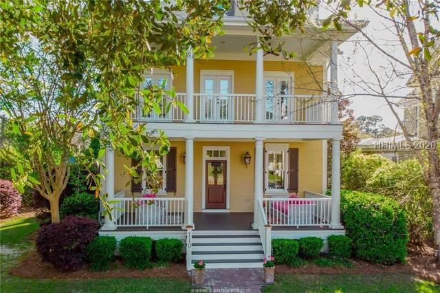 110 Great Heron Way, Bluffton, SC 29909 (MLS #405436) :: Hilton Head Dot Real Estate