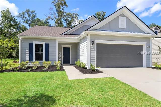 157 Rudder Run, Bluffton, SC 29910 (MLS #405437) :: Hilton Head Dot Real Estate
