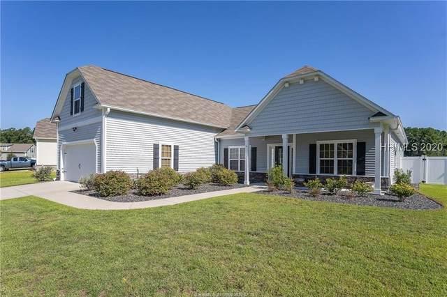4 Sand Live Oak Drive, Bluffton, SC 29910 (MLS #405439) :: Hilton Head Dot Real Estate