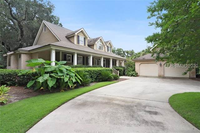 56 Leamington Lane, Hilton Head Island, SC 29928 (MLS #405447) :: Hilton Head Dot Real Estate