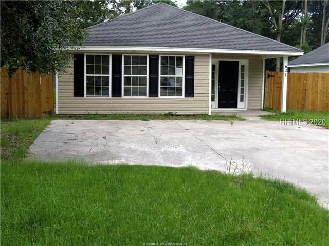 621 Foskey Road, Hardeeville, SC 29927 (MLS #405458) :: The Alliance Group Realty