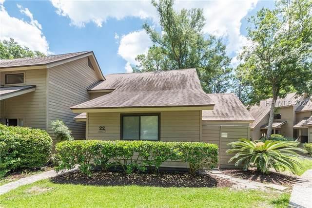 25 Carnoustie Road #22, Hilton Head Island, SC 29928 (MLS #405472) :: Southern Lifestyle Properties