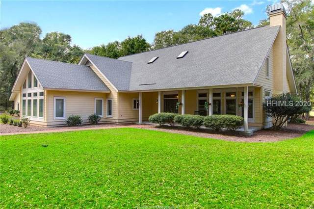 35 Paddock Ct, Bluffton, SC 29910 (MLS #405487) :: The Alliance Group Realty