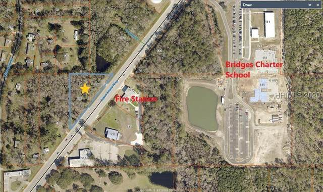 590 Robert Smalls Parkway, Beaufort, SC 29906 (MLS #405509) :: The Bradford Group