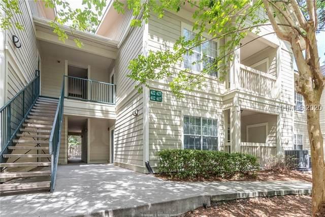 112 Union Cemetery Road #612, Hilton Head Island, SC 29926 (MLS #405534) :: Southern Lifestyle Properties