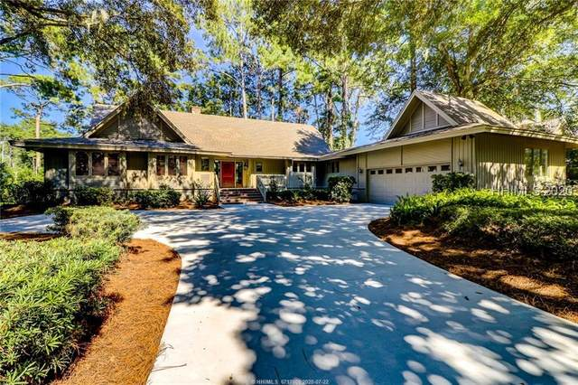 20 Combahee Road, Hilton Head Island, SC 29928 (MLS #405542) :: The Alliance Group Realty