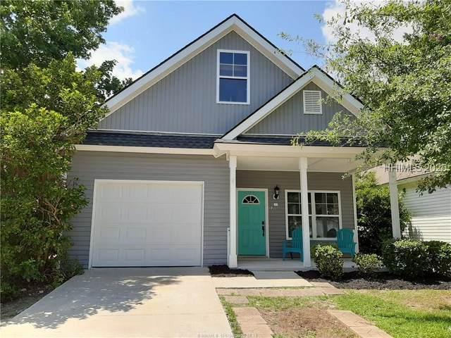52 Pine Forest Drive, Bluffton, SC 29910 (MLS #405545) :: Judy Flanagan