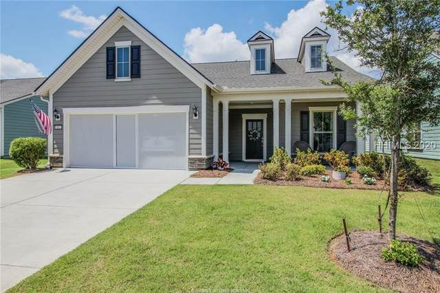 92 Valleybrooke Court S, Bluffton, SC 29909 (MLS #405562) :: Southern Lifestyle Properties