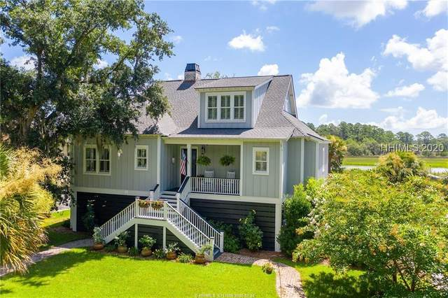 95 Lost Island Road, Beaufort, SC 29907 (MLS #405616) :: Southern Lifestyle Properties