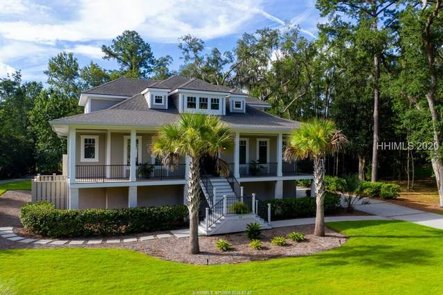 65 Victory Point Drive, Bluffton, SC 29910 (MLS #405618) :: The Alliance Group Realty