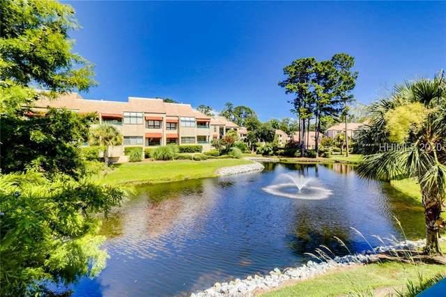 3 Shelter Cove Lane #7485, Hilton Head Island, SC 29928 (MLS #405621) :: Southern Lifestyle Properties