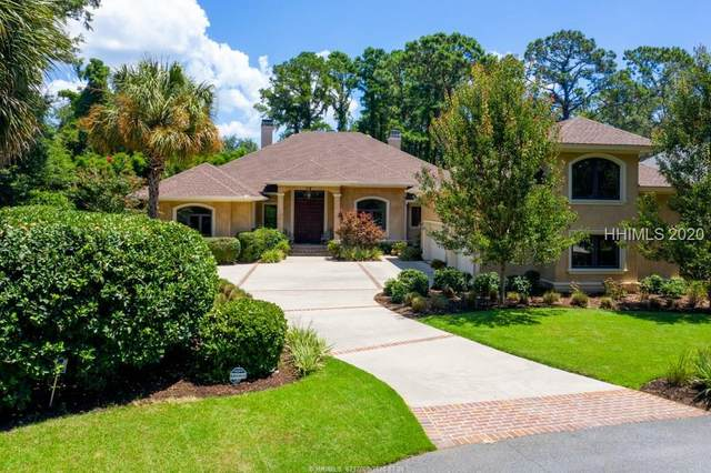 1 Masters Court, Hilton Head Island, SC 29928 (MLS #405625) :: Hilton Head Dot Real Estate