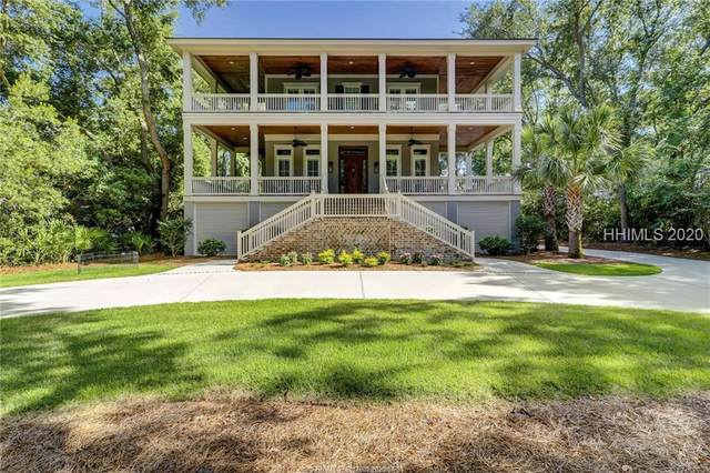 45 Port Tack, Hilton Head Island, SC 29928 (MLS #405677) :: Southern Lifestyle Properties