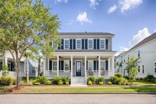 11 Caspian Lane, Bluffton, SC 29909 (MLS #405682) :: The Alliance Group Realty