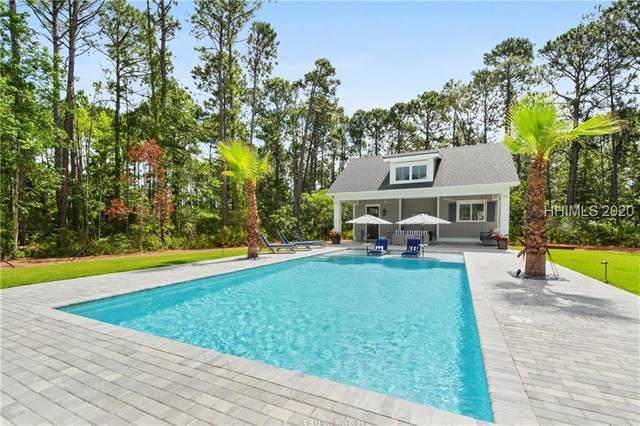8 Summers Lane, Hilton Head Island, SC 29926 (MLS #405711) :: Southern Lifestyle Properties