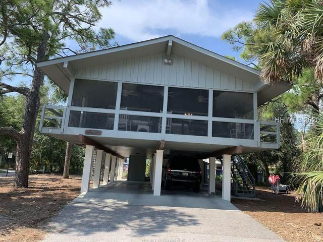 30 Dune Lane, Hilton Head Island, SC 29928 (MLS #405738) :: The Alliance Group Realty