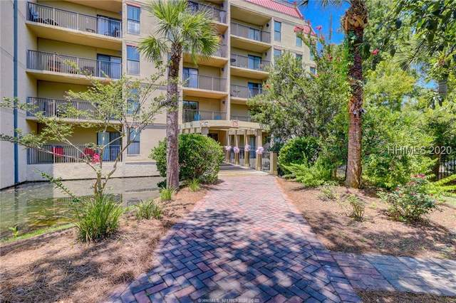 34 S Forest Beach Drive 20D, Hilton Head Island, SC 29928 (MLS #405745) :: Southern Lifestyle Properties