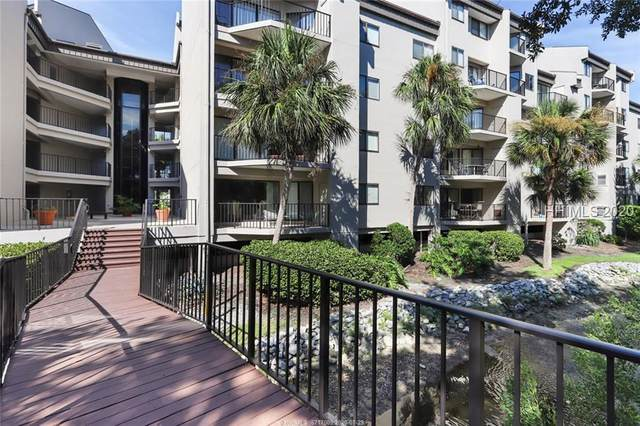 10 S Forest Beach Drive #104, Hilton Head Island, SC 29928 (MLS #405757) :: Judy Flanagan